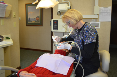 Dental services we offer: