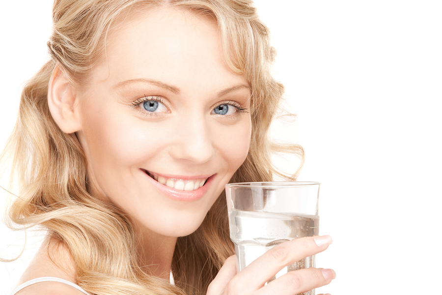 Drink Tap Water for a Sparkling Smile